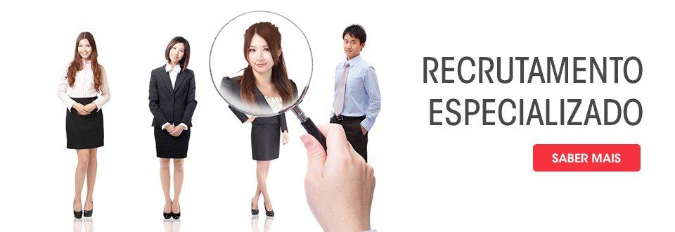 Recrutamento Especializado